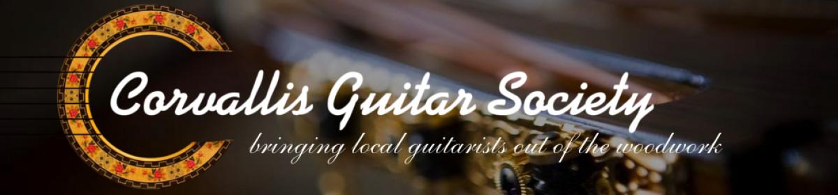 Corvallis Guitar Society