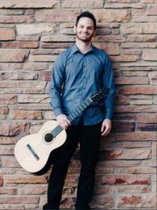 guitarist jaxon williams